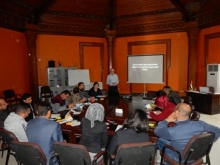 Paul Collins Museum Training Programme - session on collecting in Ancient Mesopotamia